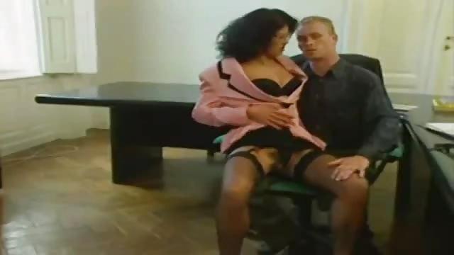 Reife Leute Beim Sex Im Büro