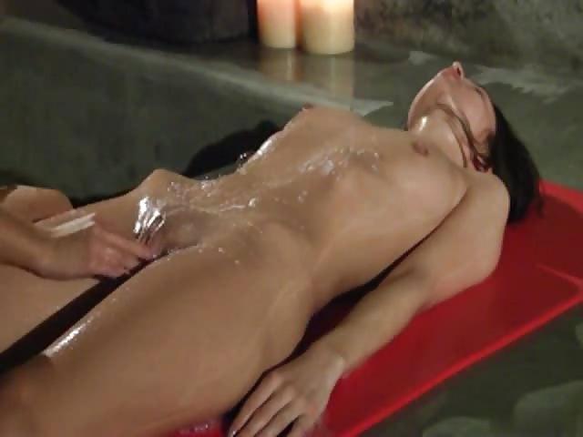 GanzkeuRpermassage Nackt