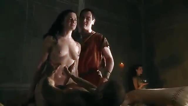 Spartacus Sex Szenen