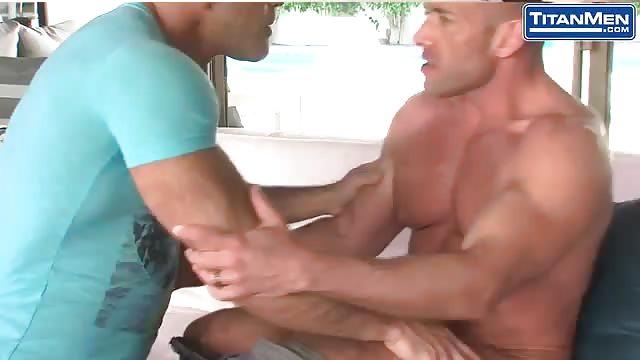 szokujące porno gejowskie