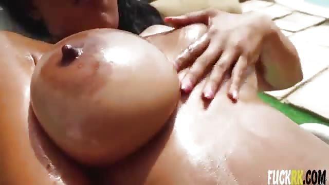 Azjatycki masaż wideo sex