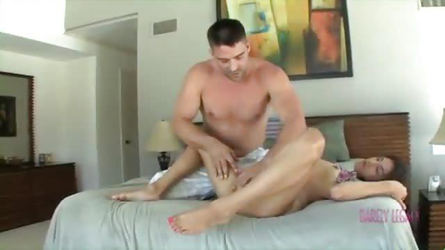 Hot Sexy Latina Threesome